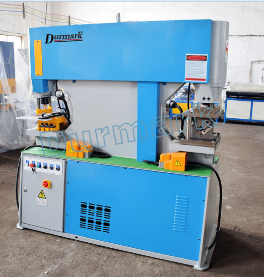 Forging Hammers Machine/ Hydraulic Iron Worker/Double-Head Hydraulic  Punching Machine