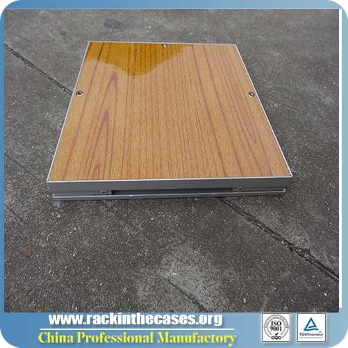 Best Price Portable Wooden Modular Lighting Dance Floor