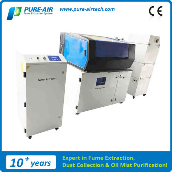 Pure-Air Laser Machine Air Filter for Laser Cutting Acrylic/Wood  (PA-500FS-IQ)
