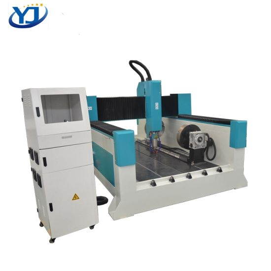 Cheap Stone CNC Router 1325 for Marble Engraving and Cutting