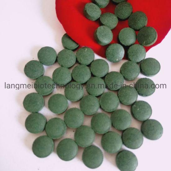 Organic Slimming Wegith Loss Spirulina Tablets Pills in Bulk