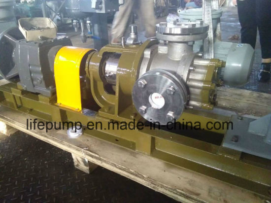 China Nyp Internal Gear Pump for High Viscosity Medium