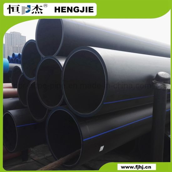Factory Wholesale High Ring Stiffness Large Diameter HDPE Drainage Pipe