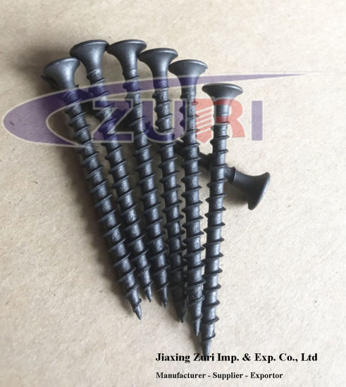 C1022 Steel Hardend Drywall Screws 4.8*152 pictures & photos