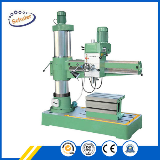 Z3040 Ce Certified Mechanical Radial Rocker Drilling Machine