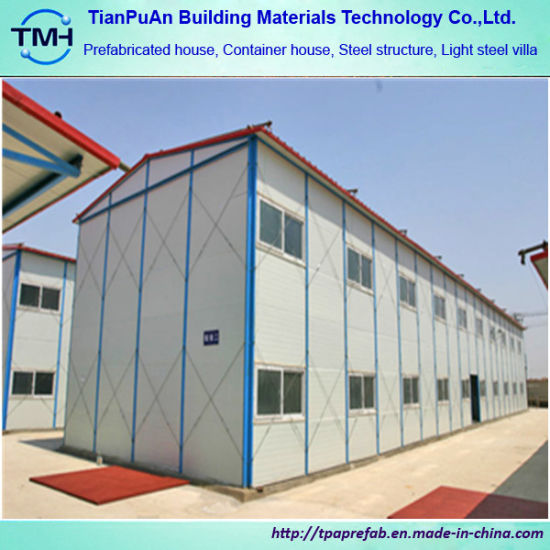 China Cheap Two Floor Building Material Prefabricated