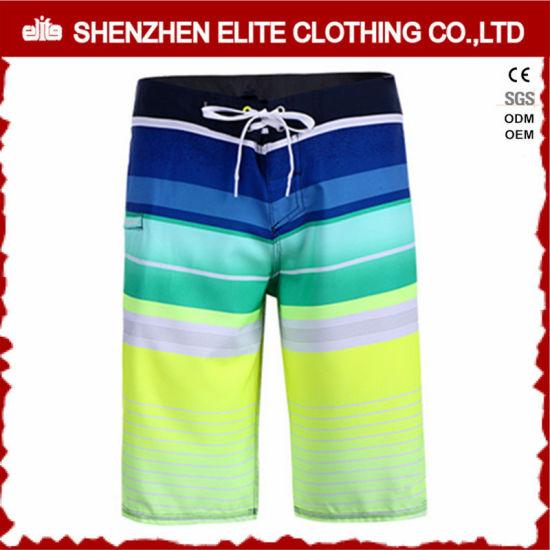 709867507b99 Custom Print Mens 4 Way Stretch Custom Surf Board Shorts (ELTBSJ-214)  pictures
