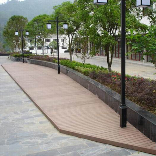 Factory Supply Wood Plastic Composite Products pictures & photos