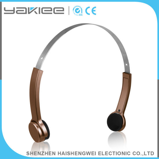 Clearly Hear Sound Bone Conduction Wired Hearing Aid Receiver pictures & photos