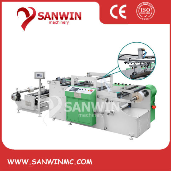 BOPP High Speed Side Heat Sealing Machine