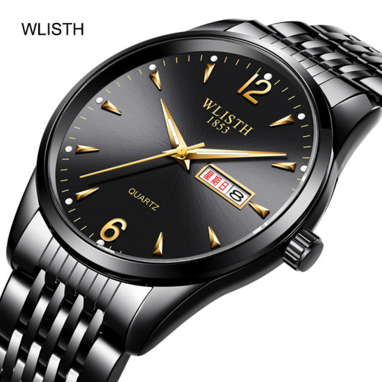 up-to-Date Styling Brands Wrist Watch for Men Business Fashion Watches pictures & photos