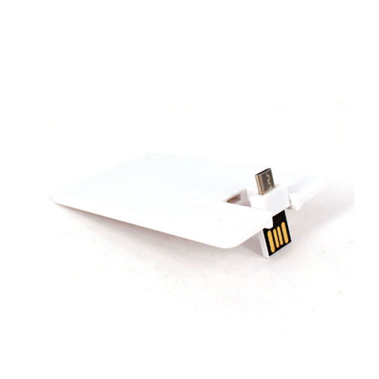 OTG USB Pen Drive/ Name Card USB Flash Drive/ USB 2.0 USB 3.0 Stick