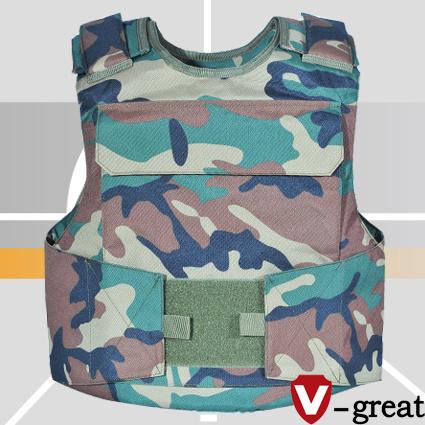 Advanced Body Armor Bullet Proof Vest Jacket