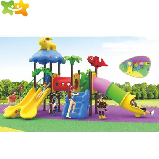 S029 Real Entity 100% Best Price Full Inspection Playground Slide