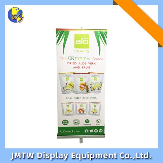 High Quality Single Roll up Banner Stand