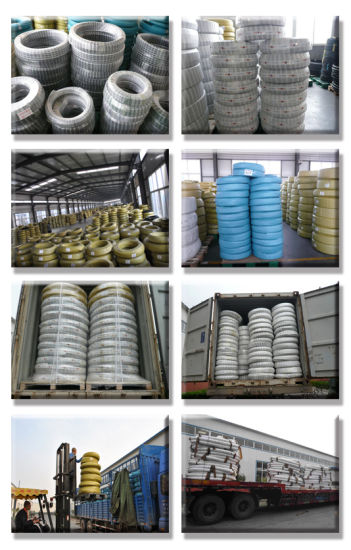 Competitive Price Pressure Steel Wire Braid Teflon R14 Hose pictures & photos