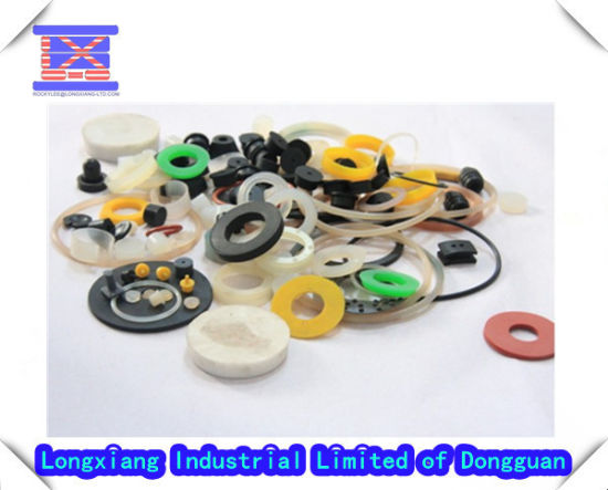 High Quality Silicone Rubber Sealing Ring pictures & photos