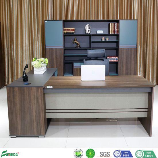 Hot Sale 1.8m~2.4m Manager Computer Desk Modern Executive Office Desk