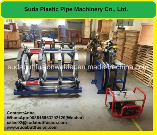 Sud500h Polyethylen Pipe Fusion Welding Machine