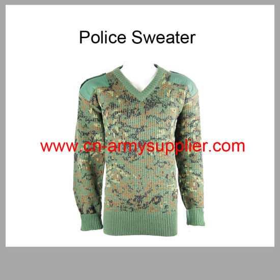 Camouflage Vest-Camouflage Shirt-Camouflage Uniform-Camouflage Pullover-Military Sweater