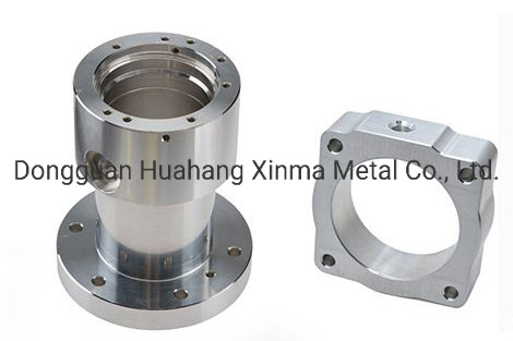 Custom Made Aluminum Stainless Steel Brass Plastic Small Precision Component Product CNC Machined Part