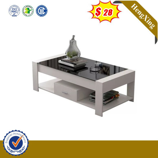 Modern Living Room Furniture Bedroom Set Wooden Coffee Table TV Stand
