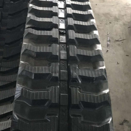 Excavator Rubber Track (320X100X43) for John Deere 25, 30 Machine pictures & photos