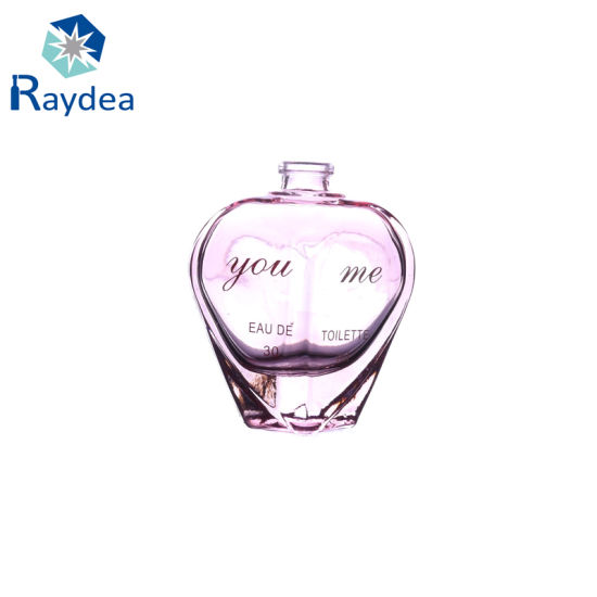 30ml Glass Perfume Bottle with Printing