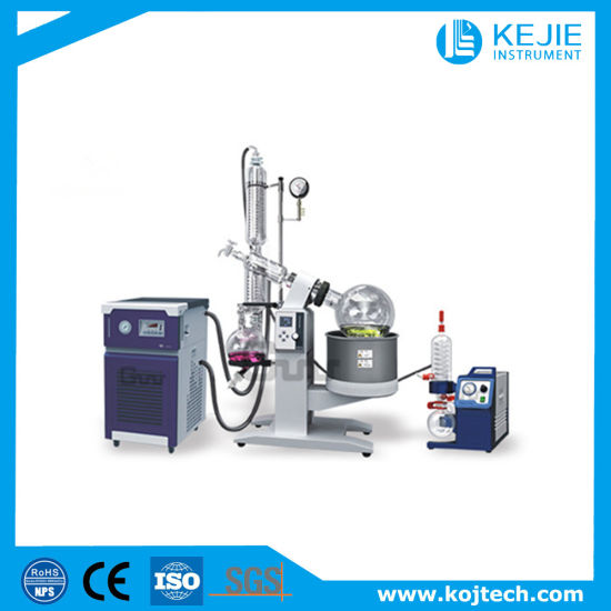 Large Rotary Evaporator/Laboratory Instrument/Distillation/High Performance pictures & photos