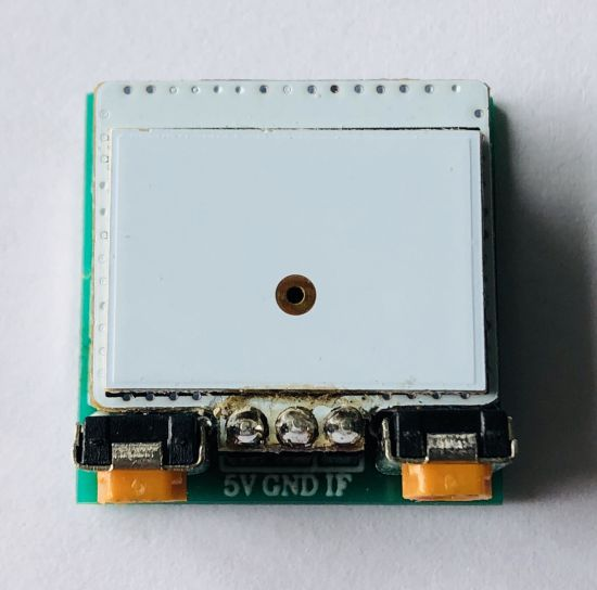 Hw-Xc508 Microwave Sensor Module 5.8g Frequency Motion Sensor Module pictures & photos