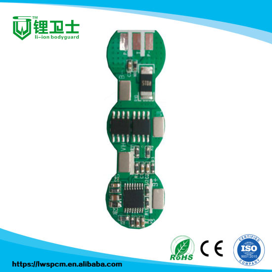 3S 4A 11.1V 12.6V 18650 Li-ion Lithium 3.7V Battery BMS Protection PCB PCM Board