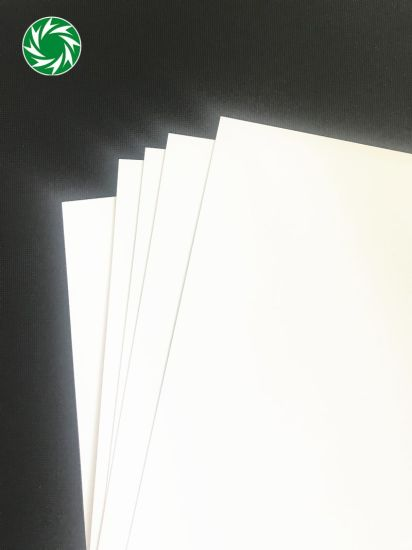 Chinese Supplier Coated Packing Papers/ Folding Box Board/ Single Side White Board