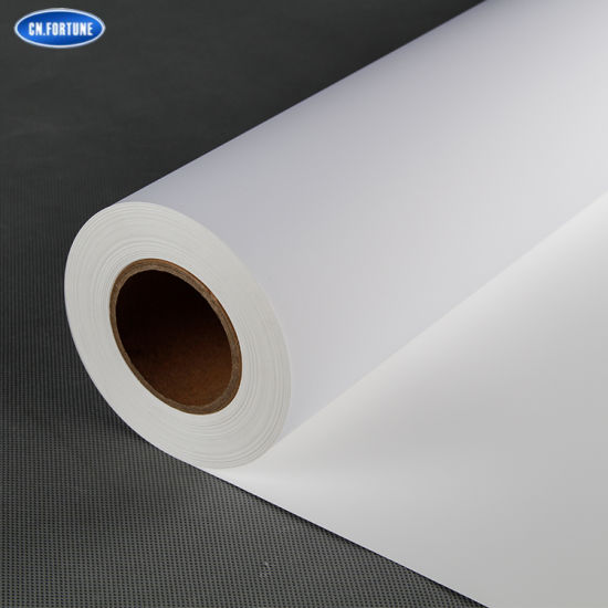Factory Price Single Side Coating Label PP Synthetic Paper