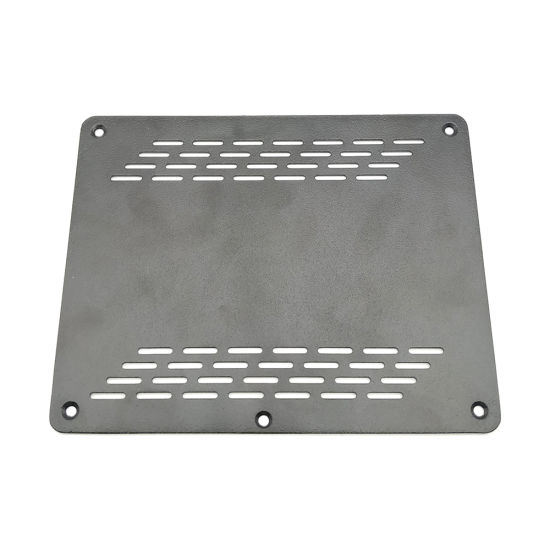 China Custom Sheet Metal Fabrication Aluminum Laser Cutting