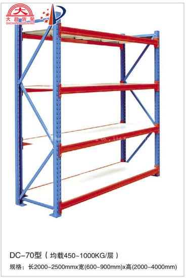 High Quality Warehouse Storage Shelf Metal Steel Shuttle Rack