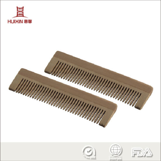 Disposable Plastic Comb for Hotel with SGS Approval