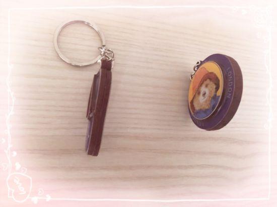 Souvenir Gift Custom Made Key Chain Key Chain Key Ring