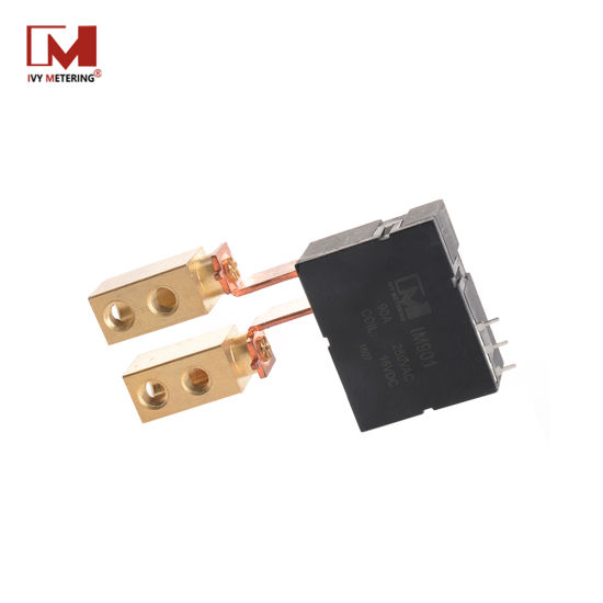 Normally Closed 80A 12V Smart Meter Relay Made in China
