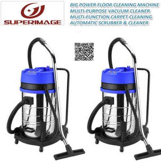 80liter Vacuum Cleaner, 80L Floor Vacuum Cleaner, 3-Motor Vacuum Cleaner