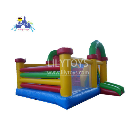 Inflatable Colorful Bouncer Combo with Inside Slide for Kid Hot-Selling pictures & photos