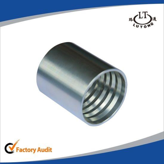 Carbon Steel Hydraulic Ferrule Cap Sleeve Hydraulic Ferrule Fittings Ferrule Fitting
