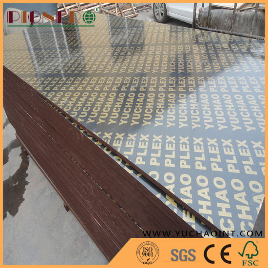 A/A Grade WBP Glue Marine Plywood Waterproof Plywood Construction Plywood Film Faced Plywood