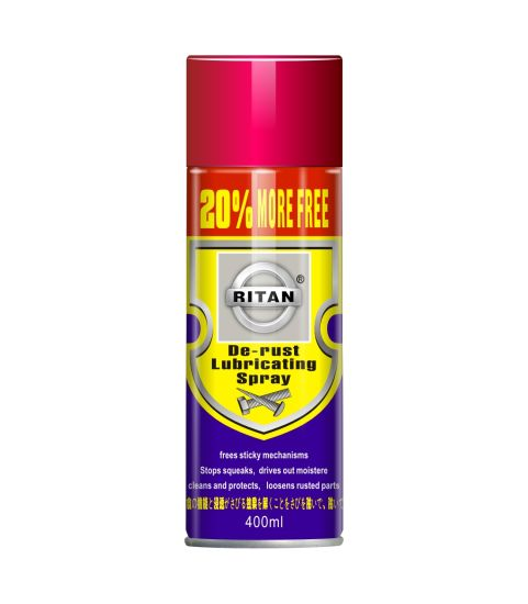Anti Rust Lubricant Remover Shine Lubricant Auto Rust Anti-Rust Lubricant Spray