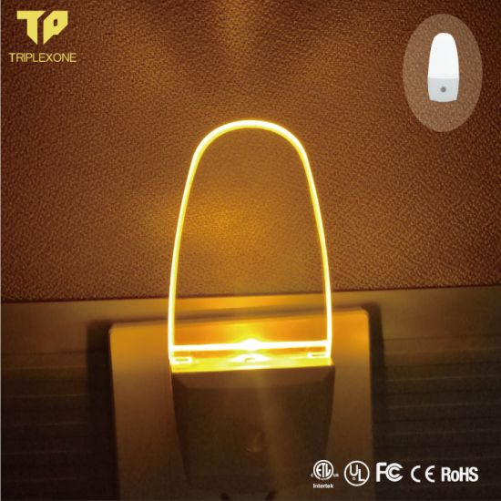 Rechargeable Led Night Light Lamp Motion Sensor Stick On Bathroom Bedroom Lights