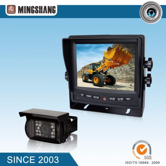 "5.6"" Car Rear View System with IP69K Camera pictures & photos"