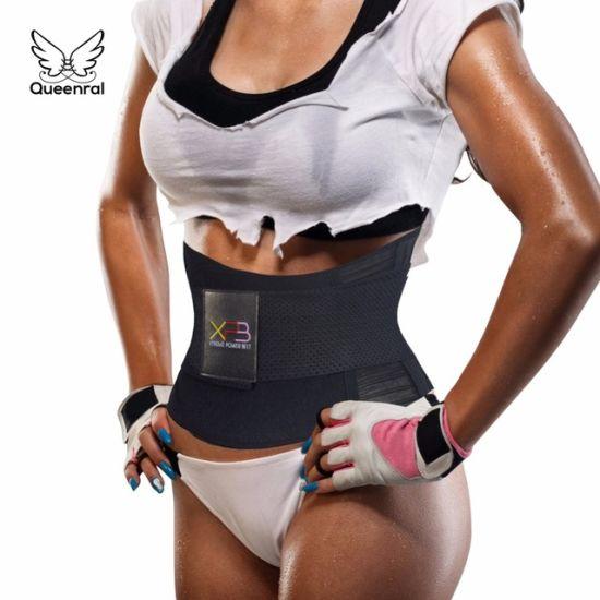 f7d8fa83137 Waist Trainer Corsets Hot Shapers Waist Trainer Body Shaper Bodysuit Slimming  Belt Shapewear Women Belt Waist