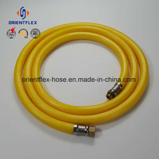 Durable High Pressure PVC Spray Hose pictures & photos