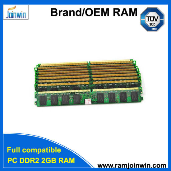 2017 Best Selling 128X8 16c DDR2 2GB RAM 800 with Ett Chips pictures & photos