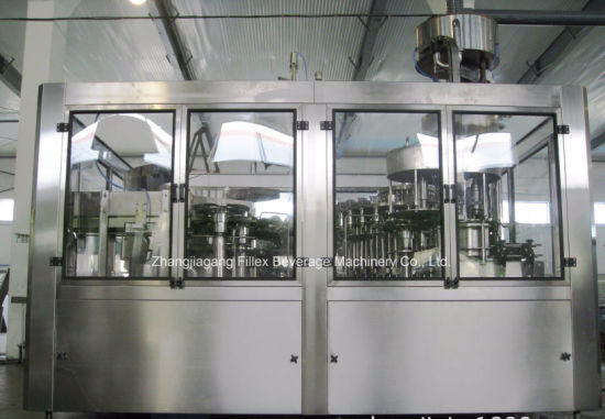 2017 Welcome Full Automatic Small Juice Processing Packing Filling Machine pictures & photos