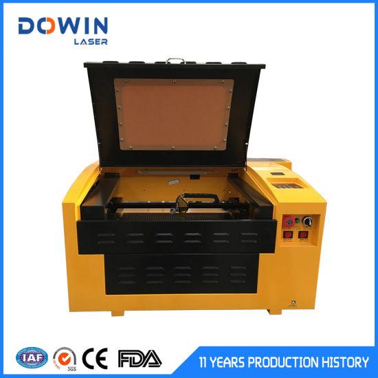 Small Size Desktop Wood CO2 CNC Laser Engraving Machine Laser Cutting Machine